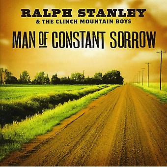 Ralph Stanley & Clinch Mountain - Man of Constant Sorrow [CD] USA import