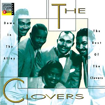 Clovers - Down in the Alley: Best of the Clovers [CD] USA import