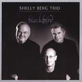 Shelly Berg Trio - importation USA Blackbird [CD]