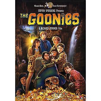 Goonies [DVD] USA importere
