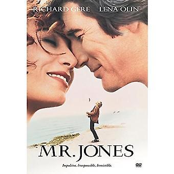 Importer des USA Mr Jones [DVD]
