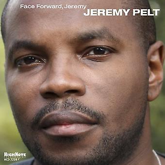 Jeremy Pelt - Face Forward Jeremy [CD] USA import