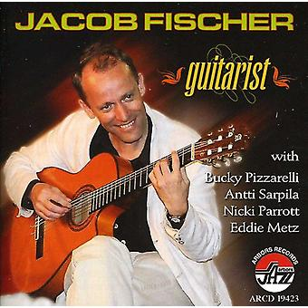 Jacob Fischer - Guitarist [CD] USA import