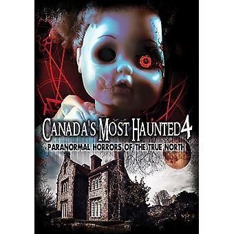 Más embrujada 4 de Canadá: Paranormal horrores de importación de Estados Unidos [DVD]