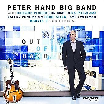 Hand, Peter Big Band Featuring Houston Person - Out of Hand [CD] USA import