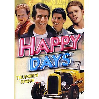 Happy Days - Happy Days: Season 4 [DVD] USA tuonti