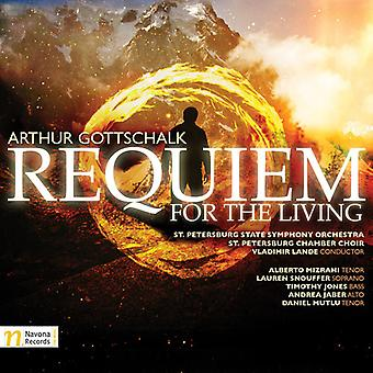 Gottschalk / st. Petersburg State Symphony Orch - Requiem for the Living [CD] USA import