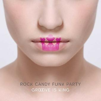 Rock Candy Funk Part - Groove Is King [CD] USA import
