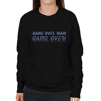 Game Over Man Bill Paxton Aliens vrouwen Sweatshirt