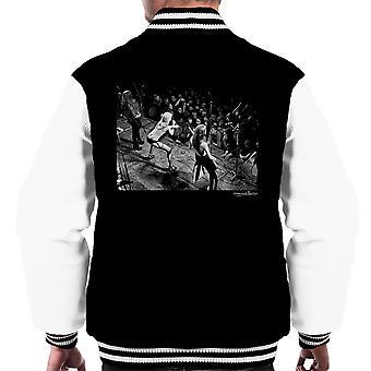Die Runaways Sheffield Universität 1976 Men Varsity Jacket