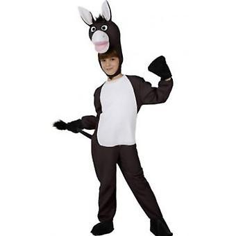 Zwierzęce kostiumy dziecko osioł kostium