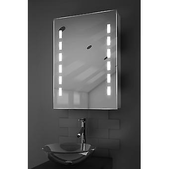 Mueble de baño LED de Kara con Demister Pad, Sensor y la máquina de afeitar k355