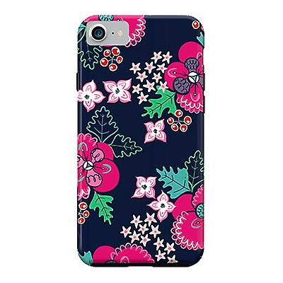 ArtsCase Designers Cases Pretty Pansy for Tough iPhone 8 / iPhone 7