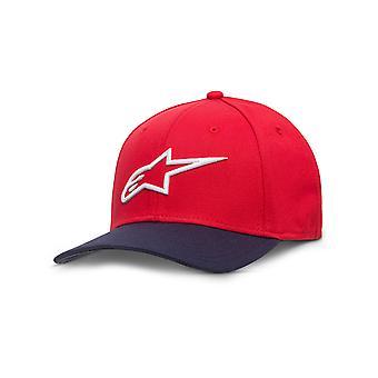 Alpinestars Ageless Cap in rood/Navy