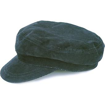 The Beatles Cord Hat Black Help Lennon band logo Official Retro