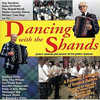 Sir Jimmy Shand - Dancing with the Shands [CD] USA import