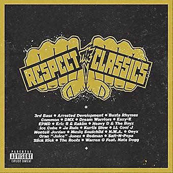 Respecting the Classic - Respecting the Classic [CD] USA import