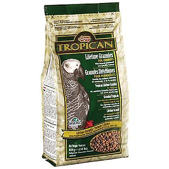 Tropican viata Parrot granule Mix/Food