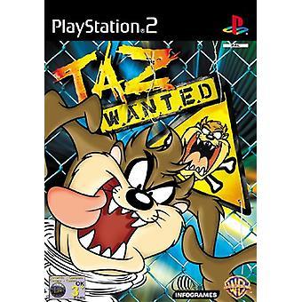 Taz Wanted (PS2) - Ny fabrik forseglet