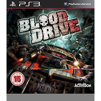 Blod drev (PS3)-nyt