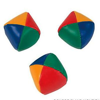 Retro 3 Pack Juggling Balls in Box