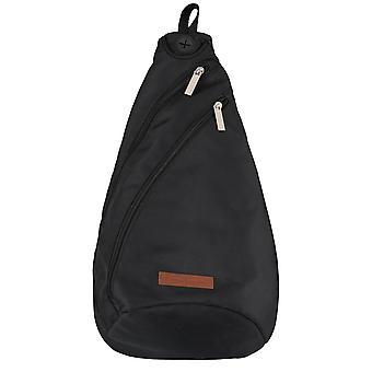 Bruno Banani travel accessories body bag day Pack shoulder backpack black 6909