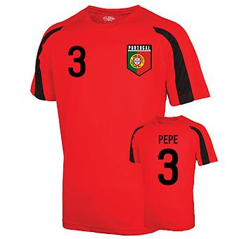 Portugal Sports Training Jersey (pepe 3)