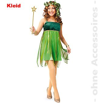 Fairy Queen kostuum forest fairy Elf dames Elf kostuum woud fee kostuum