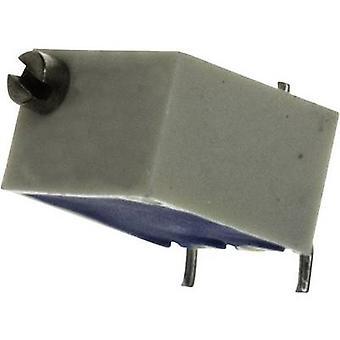Bourns 3296W-1-105LF Trimmer 25-pos 0.5 W 1 MΩ 9000 ° 1 pc(s)