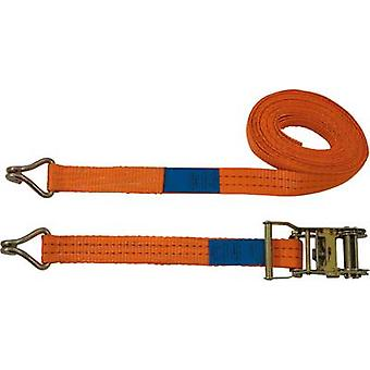 Petex 43192835 Double strap Low lashing capacity (single/direct)=1000 daN (L x W) 6 m x 35 mm