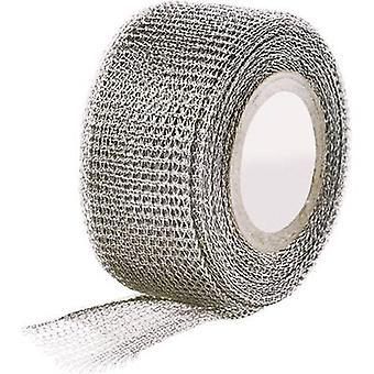 HellermannTyton HelaTape Shield 320-CU 711-10002 Doekband Metaal (L x B) 4,6 m x 25 mm 1 st(en)