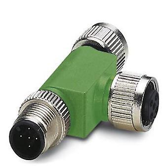 T distributeur SAC-5P-M12T/2XM12 VP 1541186 Phoenix Contact