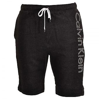 Calvin Klein Logo Lounge Shorts, Black, X-Large
