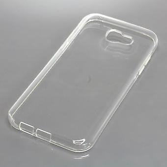 Mobile case TPU protective bumper shell for Samsung Galaxy A7 2017 case transparent new