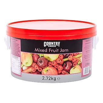 Country Range Mixed Fruit Jam