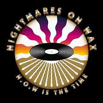 Nightmares on Wax - N.O.W Is the Time [CD] USA import