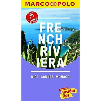 French Riviera Marco Polo Pocket Guide by Marco Polo - 9783829707671