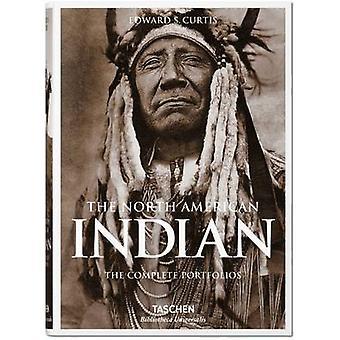 North American Indian - komplett portföljer av Edward Sheriff