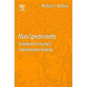 De Spectrometrie van de massa: Technieken voor structurele karakterisering van glycanen