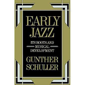 Alussa Jazz: Sen juuret ja musiikillinen kehitys (historia Jazz)