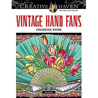 Creatieve Haven Vintage Hand Fans Coloring boek (creatieve Haven kleurboeken)