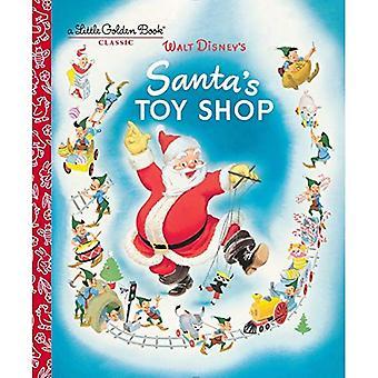 Magasin de jouets du père Noël (Disney) (petit livre d'or)