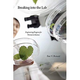 Einbruch in das Labor: technische Fortschritte für Frauen in der Wissenschaft