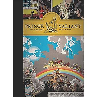 Prins Valiant Vol.8: 1951-1952