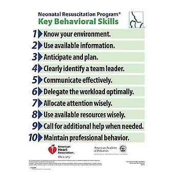 NRP Behavioral Skills Poster, 2016