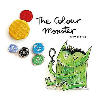 Die Farbe-Monster [Pappband]