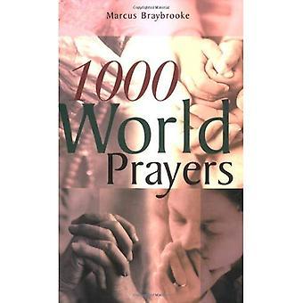 Prières du monde 1000