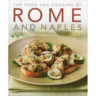The Food and Cooking of Rome & Naples