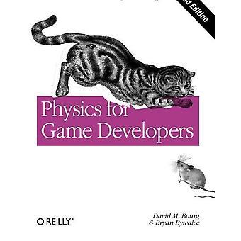 Fysik för spelutvecklare
