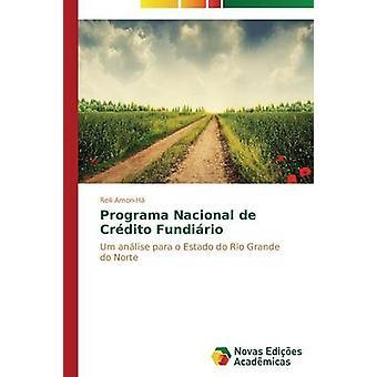 Programa Nacional de Crdito Fundirio par AmonH Reili